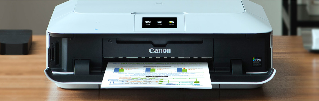 How to Troubleshoot Canon Printer Problems? - Welcome to Fix Tech Help